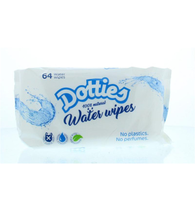 Water wipes