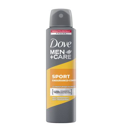 Men deodorant spray sportcare