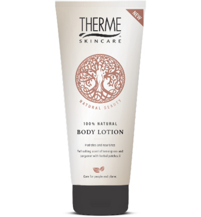 Natural Beauty Body Lotion