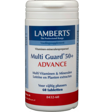 Multi guard 50+ advance