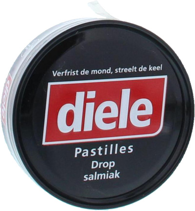 Drop salmiak pastilles