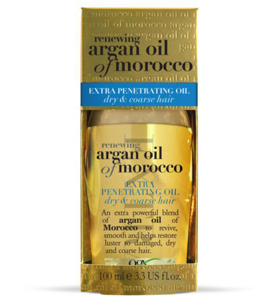 Organix Argan of Morocco Extra Penetrating Oil