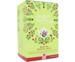 White tea tropical fruits bio