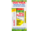 Duo Pack after bite & anti-bite spray 30% deet
