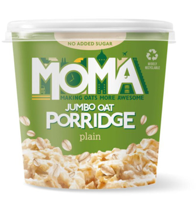 No added sugar porridge