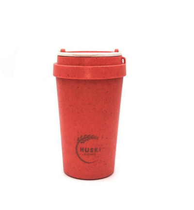 Rice husk cup coral