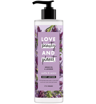 Body lotion S & S
