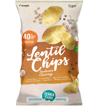 Linzenchips Indian curry