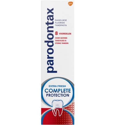 Tandpasta complete protection extra fresh