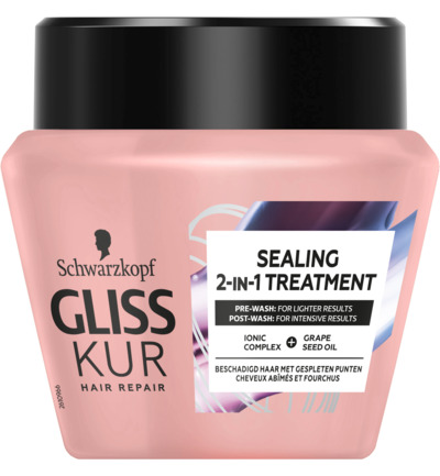 Gliss Kur Treatment split end miracle