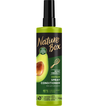 Spray conditioner avocado