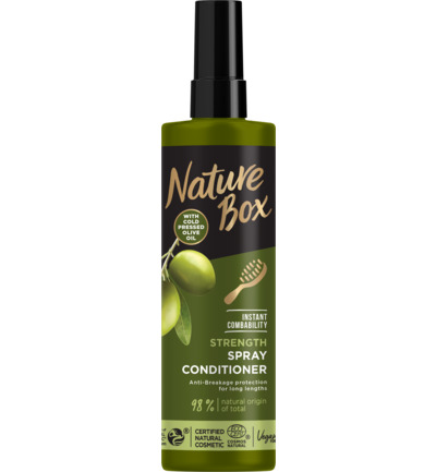 Spray conditioner olive