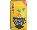 Orange & lemon infusion bio