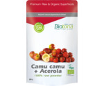 Camu camu & acerola raw powder bio
