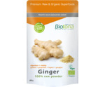 Ginger raw powder