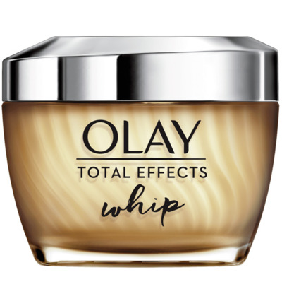 Olay total effects whip cream