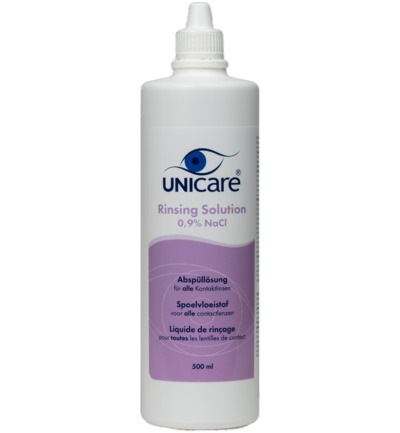 Rinsing solution 0.9% NaCl