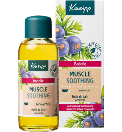 Badolie jeneverbes muscle soothing