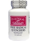 Free radical quench cardio