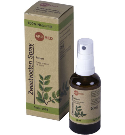 Aromed Pedura Voetspray 50ml