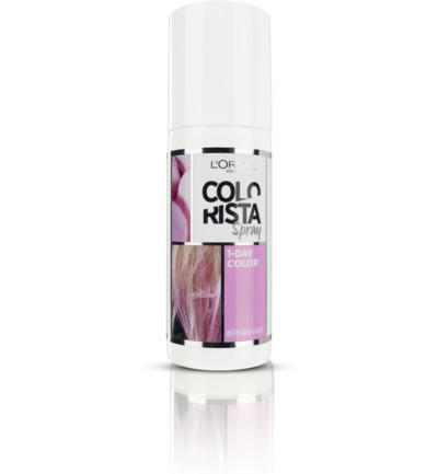 Colorista spray 1-day pink