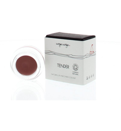 Lip & cheek colour tender 604 bio