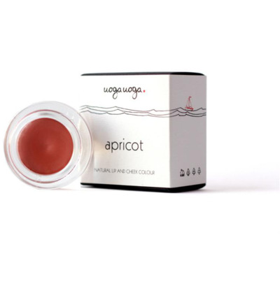 Lip & cheek 602 apricot bio
