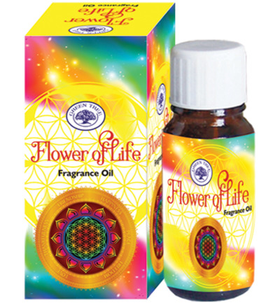 Geurolie flower of life