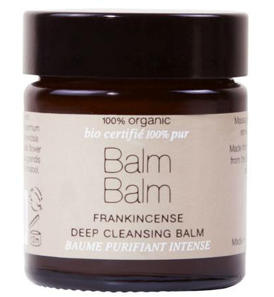Frankincense cleansing balm