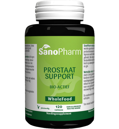 Prostaat support wholefood