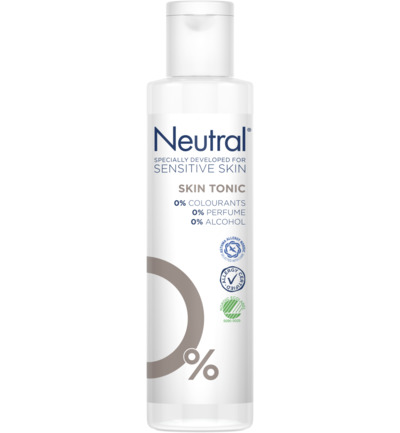 Neutral face tonic