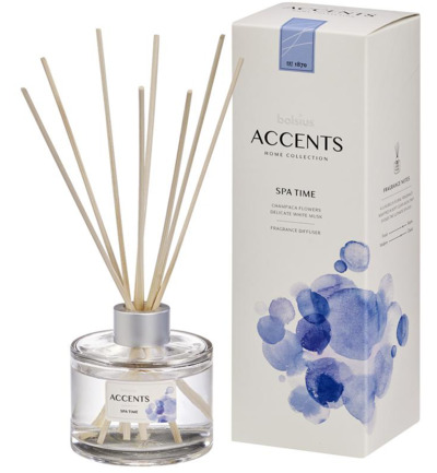 Accents diffuser spa time