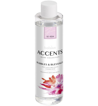 Accents diffuser refill bubbles & blessings