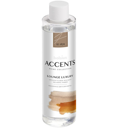 Accents diffuser refill loung luxury
