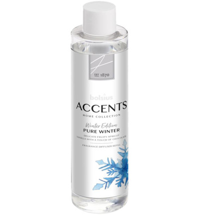 Accents diffuser refill pure winter