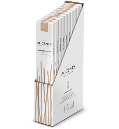 Accents diffuser sticks refill