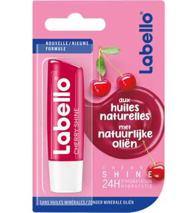 Labello Lippenbalsem Cherry Shine Blister