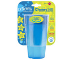 Cheers 360 cup blauw 300 ml