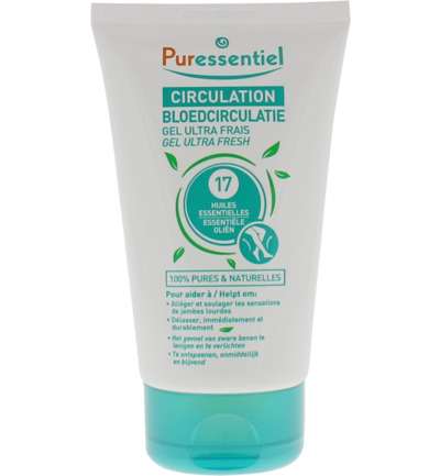 Bloedcirculatie ultra fresh gel
