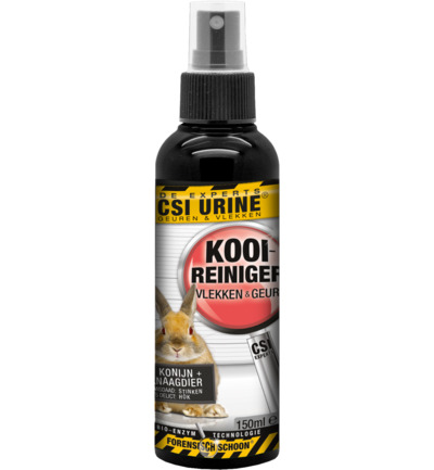 Kooireiniger spray