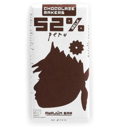 Awajun 52% fairtrade bio