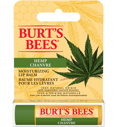 Lip balm hemp blister