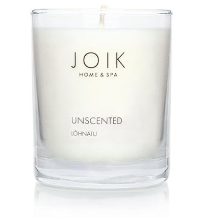 Kaars unscented