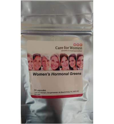 Womens hormonal greens