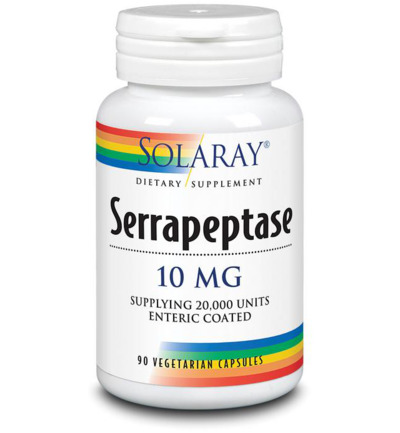 Serrapeptase 10 mg