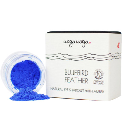 Eyeshadow 743 bluebird feather
