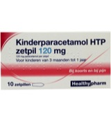 Paracetamol kind 120 mg