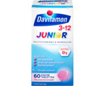 Junior 3+ KauwVitamines Framboos