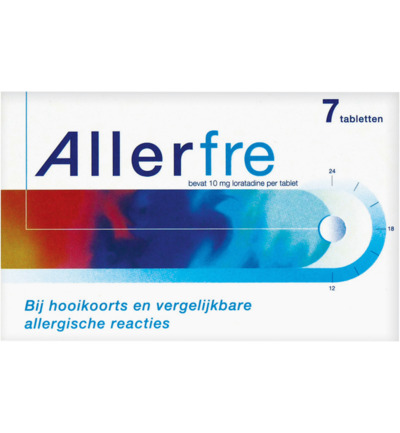 Image of Allerfre 10mg (7tb)