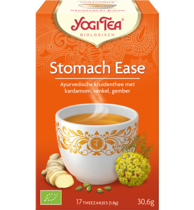 Yogi Tea Stomach ease 17stuks